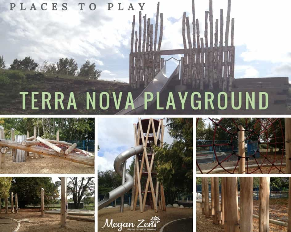 Places to Play Terra Nova Playground