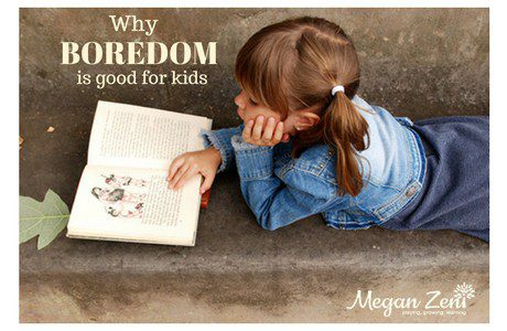 Bored Kids? Why Boredom is a Good Thing This Summer!