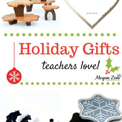 Best Teacher Gifts From Kids
