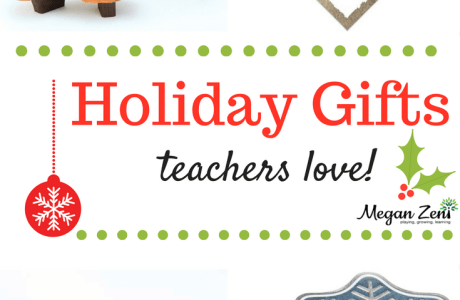Best Teacher Gifts From Kids