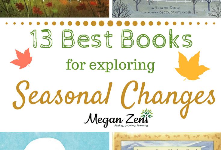 13 Best Picture Books for Understanding Seasonal Change in K-5