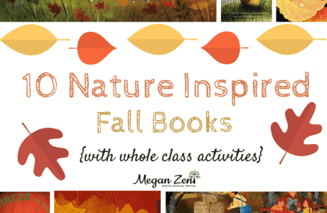 Nature Inspired Fall Reads