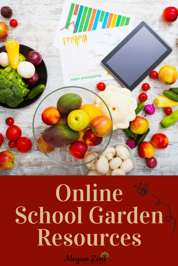 Online School Garden Resources