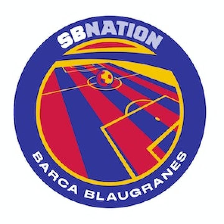 Cover for Barça Blaugranes: for FC Barcelona fans