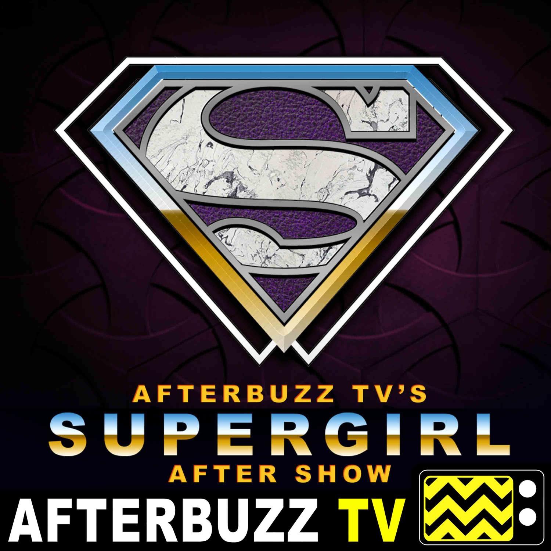 The Supergirl Podcast with Tehran Von Ghasri