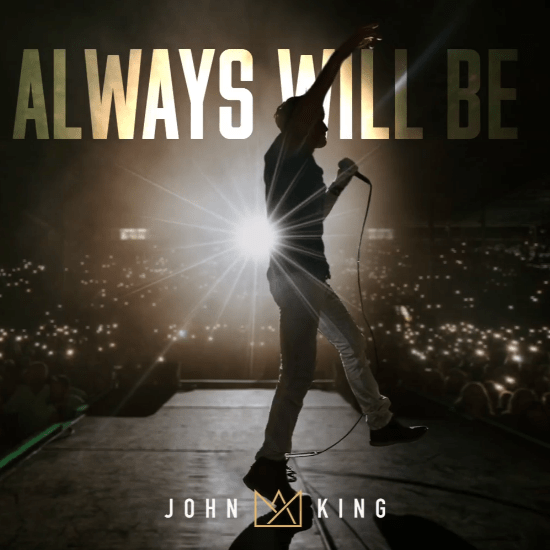 john king always will be