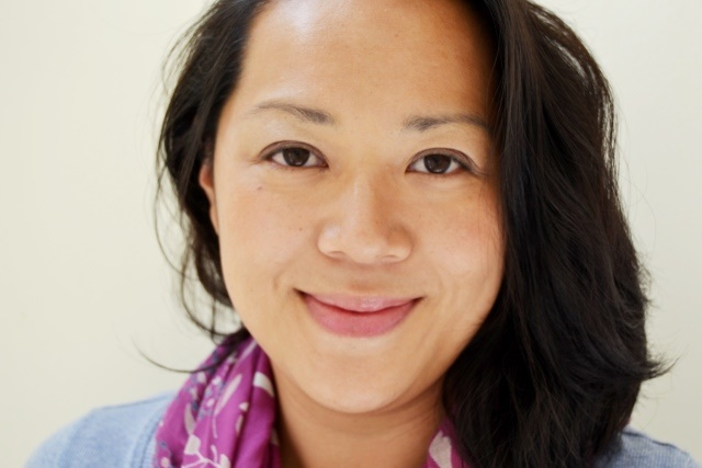 Photo of Maisie Chan, author