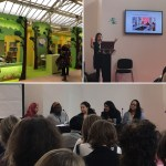 Megaphone's seminar at The London Book Fair 2017