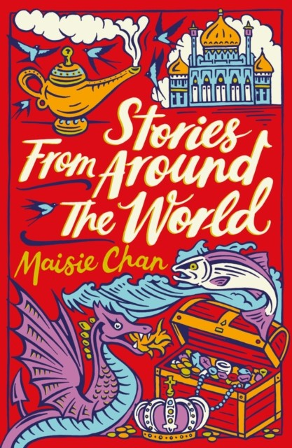 Book cover Stories from Around the World by Maisie Chan