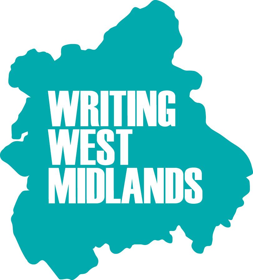 Writing West Midlands Logo in blue