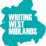 Writing West Midlands Logo in blue
