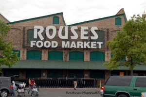 Rouse's Food Market, New Orleans, Louisiana