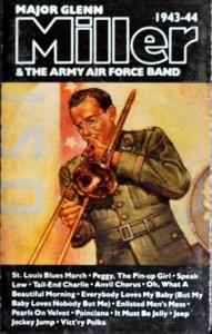 Major Glenn Miller Army Air Force Band