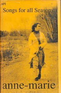 Anne-Marie Murray Songs For All Seasons
