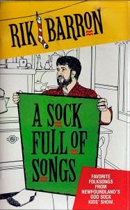 Rik Barron A Sock Full of Songs