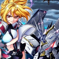 [First Impressions] - Cross Ange - Episode 1