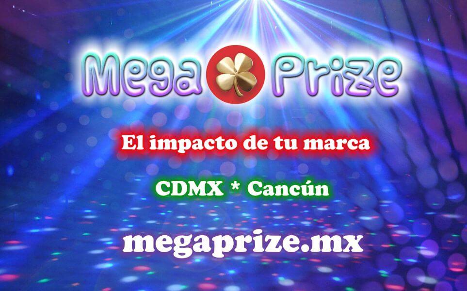 Mega Prize - El impacto de tu marca
