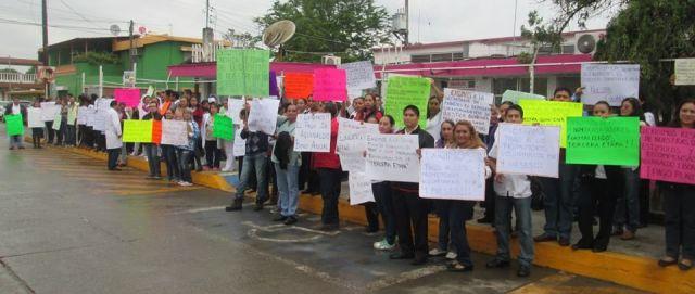 Sindicalizados del sector Salud paralizan el Estado, reclaman pago de salarios