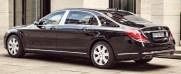 Mercedes-Maybach S600 Edition
