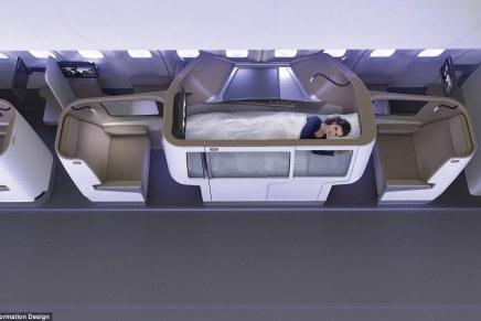 Formation Design presenta las suites aéreas más lujosas y cómodas que te puedas imaginar