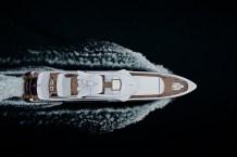 ANN G: Hecha Un Vistazo Al Completamente Personalizado Súper Yate Del Astillero Holandés Heesen Yachts
