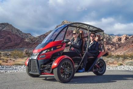 ARCIMOTO SRK GENERATION 8: Uno de los vehículos eléctricos más divertidos en el mercado. Precio: Menos de $12.000