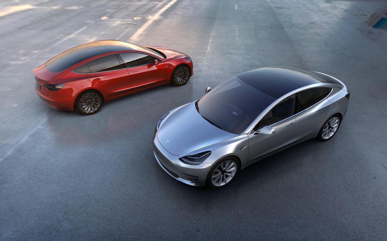 El Nuevo Tesla Model 3 De $35,000 Supera Todas Las Expectativas: Se Registraron 200,000 Pedidos En Las Primeras 24 Horas