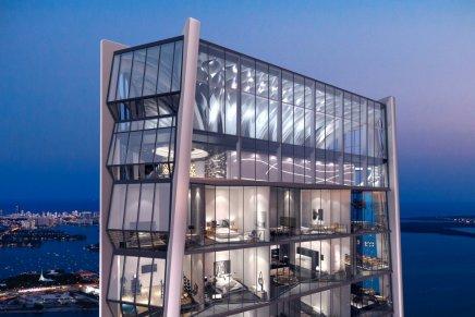 The One Thousand Museum será uno de los condominios más lujosos en la ciudad de Miami ¡Explotará tus sentidos!