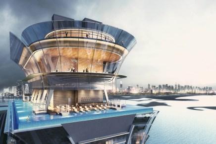 El St. Regis Dubai, The Palm programado para abrir en el 2018
