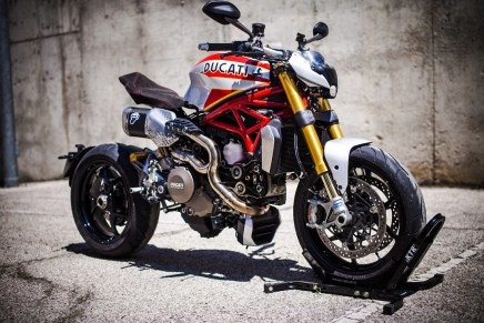 Ducati Monster 1200 S Por XTR Pepo