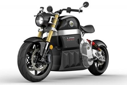 LITO SORA: Poderosa Moto, 100% Eléctrica