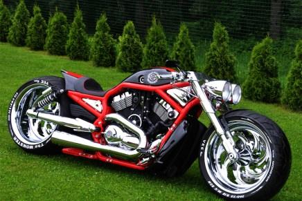 Preparate Para Ver La Harley Davidson Turbo Alimentada Y Personalizada Más Increíble Que Jámas Hayas Visto