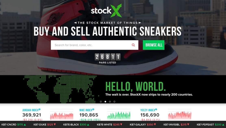 Eminem Está Invirtiendo En El Sitio Web StockX.com
