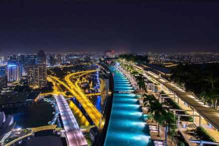 Visita el fascinante Marina Bay Sands en Singapur