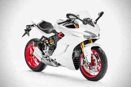 Atención amante de las Súper Motocicletas de lujo: ¡Aquí está la Ducati SuperSport!