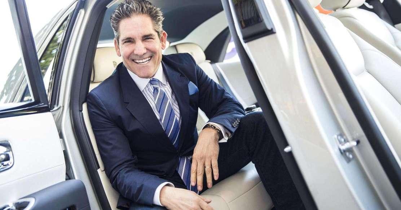 Grant Cardone, un millonario hecho con esfuerzo propio te da su mejor consejo para que cumplas tu sueño de hacerte rico