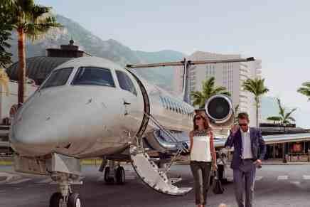 Gracias al app Victor puedes viajar en un jet de lujo como una celebridad a un precio asequible
