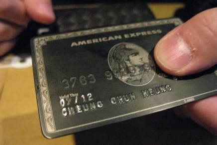 American Express Centurion: Conoce la tarjeta de crédito negra sin límite de gastos con la que puedes comprar ¡un avión privado o un yate de lujo!