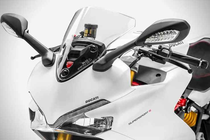 Ducati SuperSport 2017 – Un deleite para tus ojos