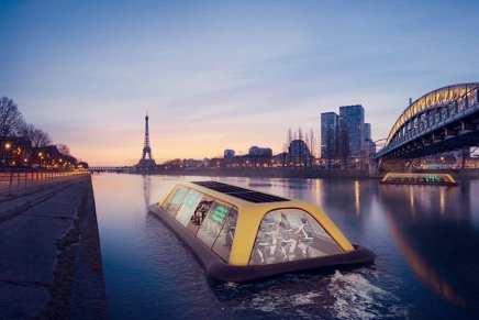 Este gimnasio te dará un tour por París mientras haces ejercicios a la vez