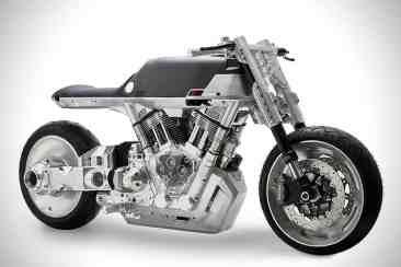 Vanguard Roadster debuta en el Salón Internacional de Motocicletas en la ciudad de Nueva York