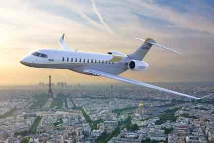 Bombardier Global 7000 – El avión de negocios más grande del mundo