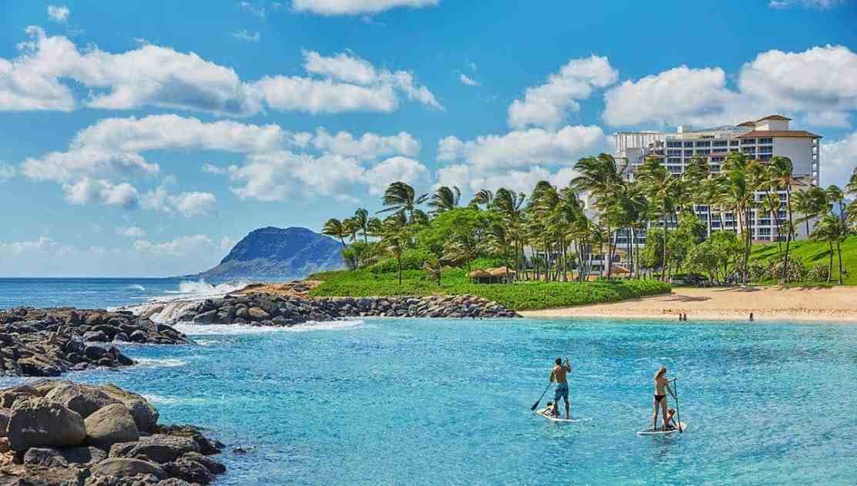 Primer vistazo al nuevo resort Four Seasons Oahu en Ko Olina, Hawái
