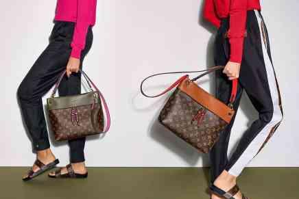 """Louis Vuitton presenta los nuevos y elegantes bolsos """"Monogram Colors"""" de la mano de Nicolas Ghesquiere"""