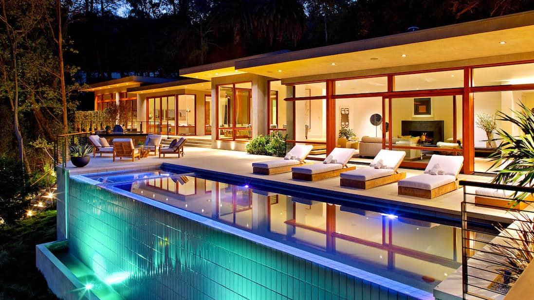 feldman house esta hermosa mansin en los ngeles obtiene una por core development with ver casas de lujo por dentro