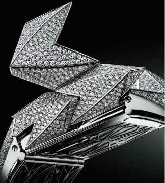 Este Audemars Piguet Diamond Fury Haute Joaillerie, cuesta más de MEDIO MILLÓN de dólares