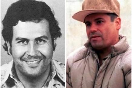 """""""El Patrón"""" Vs. """"El Chapo"""" Guzmán: Conozca la historia de los DOS narcotraficantes más poderosos de todos los tiempos"""