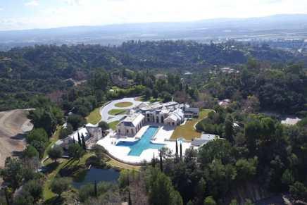 Esta enorme mansión de ensueño en Los Ángeles puede ser tuya por solo $40 millones