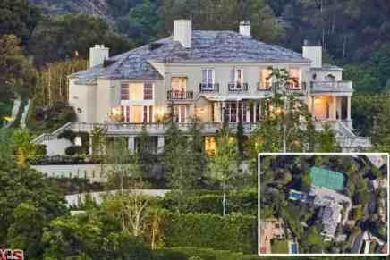 """ELON MUSK compra 5 mansiones en Bel Air, California por $70 MILLONES, para crear un complejo ecológico con sus propios paneles solares """"Solar Roof"""""""