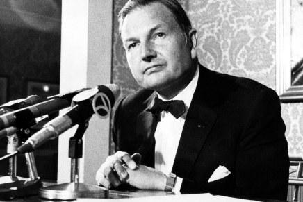 El multimillonario banquero, consejero presidencial y filántropo, David Rockefeller muere a los 101 años
